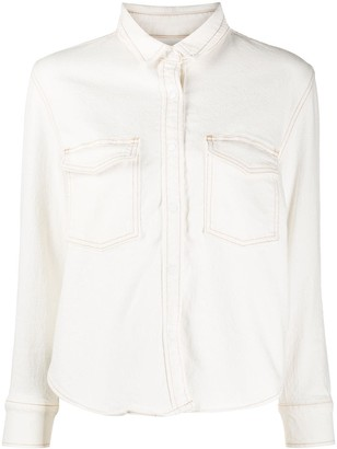 Levi's Made & Crafted Button-Up Denim Shirt