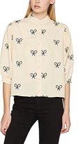 PepaLoves Pepa Loves Women's A-line Fully Printed Shirt - -