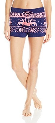 Betsey Johnson Women's Cozy Sweater Short