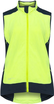 Studio Plus Size Sleeveless jersey sports jacket