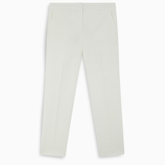 Max Mara Black Pegno slim trousers