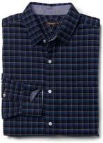 J.Mclaughlin Gramercy Classic Fit Flannel Shirt in Plaid