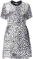 Markus Lupfer leopard print dress - women - Silk - XS