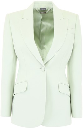 Alexander McQueen Single-breasted Jacket