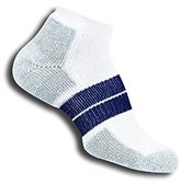Thorlo Men's 84N Running Thick Padded Low-Cut Socks