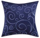 Charisma Home Alfresco Square Throw Pillow in Blue