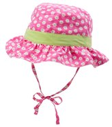 I Play Girls' Classic Reversible Ruffle Bucket Hat (0mos4T) - 8145771