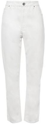 Sandro Romaric High-rise Slim-leg Jeans