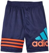 adidas Racer Short (Toddler/Kid) - Navy/Red - 6