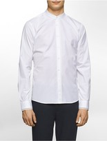 Calvin Klein Platinum Skinny Fit Mesh Tape Detail Shirt