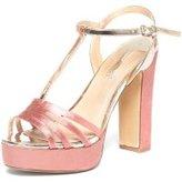 Dorothy Perkins Womens Pink 'Serafina' Platform Sandals- Pink