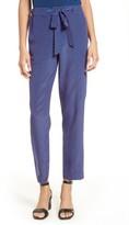 Tory Burch Women's Talia Print Tie Front Pants