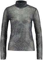 Pieces PCNOBU Long sleeved top navy blazer