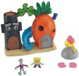 Fisher-Price Imaginext SpongeBob SquarePants Bikini Bottom Playset