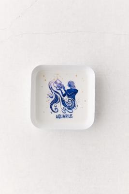 Aquarius Zodiac Trinket Tray - Assorted ALL at Urban Outfitters