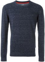 Diesel plain casual sweatshirt