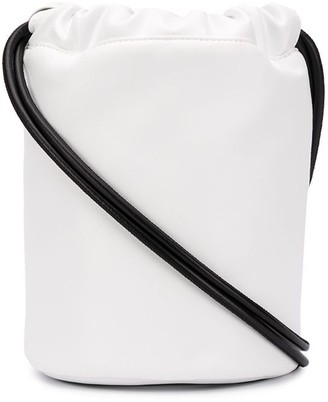 MM6 MAISON MARGIELA Number Print Bucket Bag