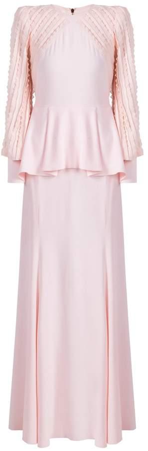 Antonio Berardi Peplum Gown