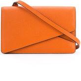 Valextra 'Twist2' shoulder bag - women - Calf Leather - One Size
