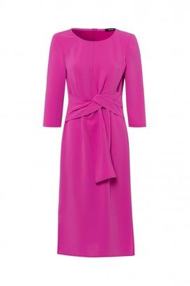 Riani Knotted Midi Dress - 8