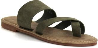 Seven7 Maldives Women's Flat Ring Toe Sandals