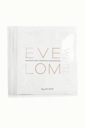 Eve Lom Brightening Mask, 4 X 26g