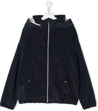Herno Crinkle Effect Jacket