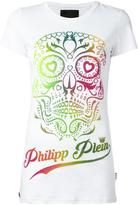 Philipp Plein Tiger T-shirt - women - Cotton - L