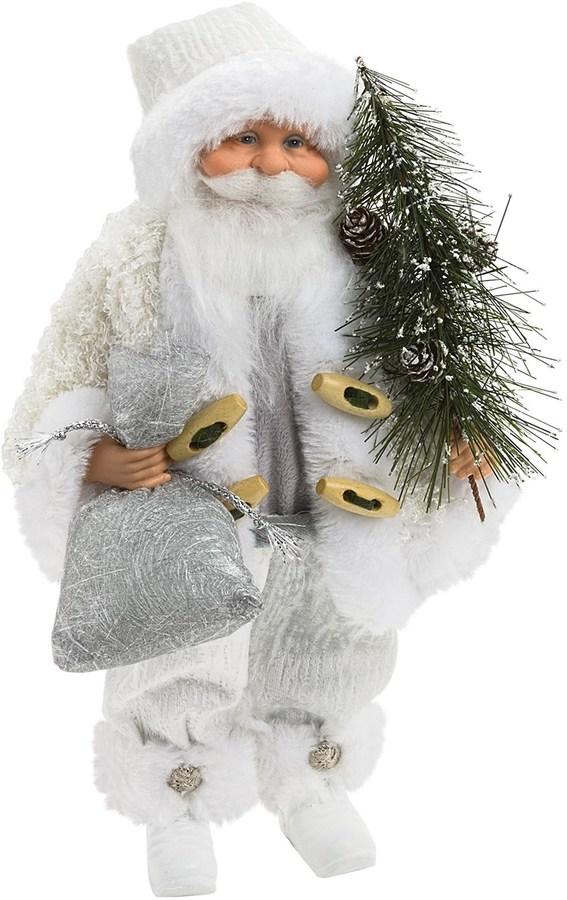 "Santa's Workshop, Inc. Santa's Workshop 12"" Collectible Santa"