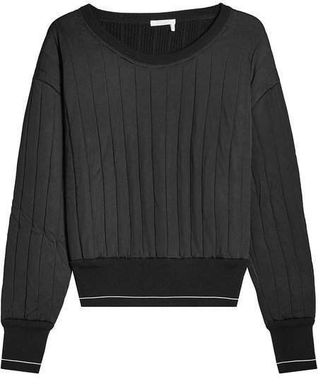 Chloé Sweatshirt with Virgin Wool