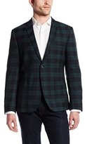 Dockers Swatch-Plaid Blazer