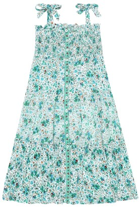 Poupette St Barth Kids Triny floral dress