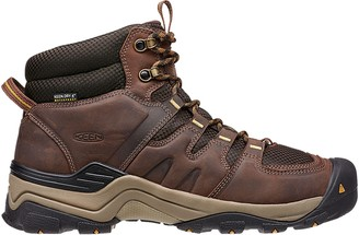 Kathmandu Keen Gypsum II Mid Men's Waterproof Hiking Boots