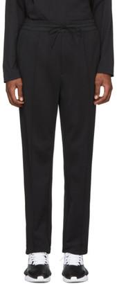 Y-3 Y 3 Black Classic Track Pants