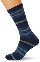 Fat Face Men's Toby Stripe Socks,(Manufacturer Size:9.5-11)
