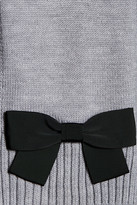 Kate Spade Bow Knit Scarf