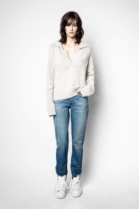 Zadig & Voltaire Mamma Denim Jeans