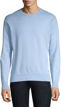 Peter Millar Cotton-Blend Crewneck Sweater