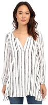 Brigitte Bailey Seal Striped Blouse