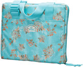 JCPenney StitchBow Floral Needlework Travel Bag
