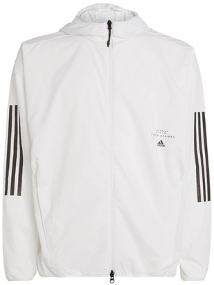 adidas Hooded Running Jacket