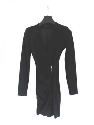 Maje Grey Viscose Dresses