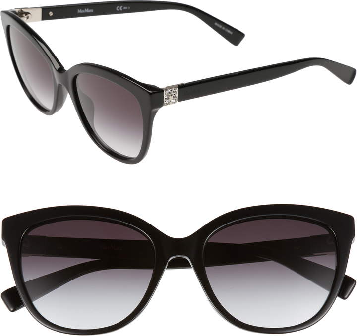 ce7036d9cfa7 Max Mara Black Sunglasses For Women - ShopStyle Canada