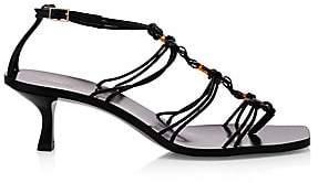Cult Gaia Women's Ziba Braided Thong Sandals