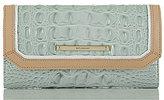 Brahmin Tri-Texture Collection Soft Checkbook Wallet