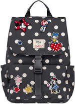 Cath Kidston Button Spot Patches Buckle Backpack