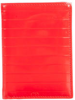 Christian Dior Leather Bifold Cardholder