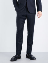 Paul Smith Soho-fit wool and cashmere-blend trousers