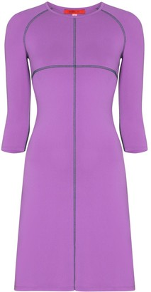 Eckhaus Latta Sport overlocked dress