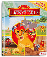 Disney The Lion Guard First Look and Find Book
